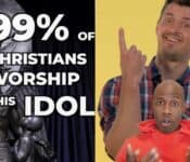 99% of CHRISTIANS Worship This IDOL