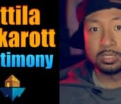 Attila Kakarott Testimony | School For Prophets | Just Be Blessed