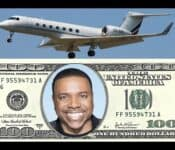 "Creflo Dollar Gets $65 Million Private Jet for ""Ministry Needs"""