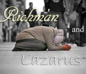Richman and Lazarus NOT about HELL!