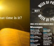 The Week of Prayer: What Time Is It? || POTS Ministries