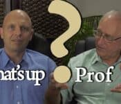 Walter Veith & Martin Smith - The Atonement Of Jesus Christ - What's Up Prof? 19