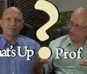 Walter Veith & Martin Smith - What's Up Prof? - Episode 1