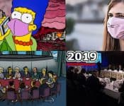 Simpsons Vorhersagen - Coronavirus / Event 201/ Paul Schreyer & c.o